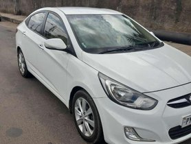 Used Hyundai Fluidic Verna 1.6 CRDi SX, 2013, Diesel MT for sale in Pondicherry