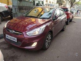 Used 2015 Hyundai Verna 1.6 SX MT for sale in Kolkata