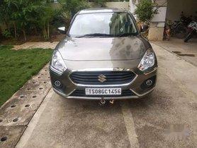 Used Maruti Suzuki Dzire VXI 2018 MT for sale in Hyderabad