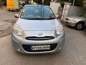 Used Nissan Micra Diesel 2011 MT for sale in Hyderabad