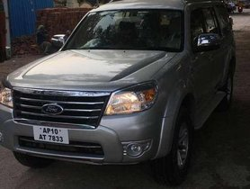 Used Ford Endeavour MT for sale in Hyderabad