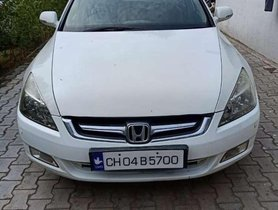 Used Honda Accord 2007 MT for sale in Chandigarh