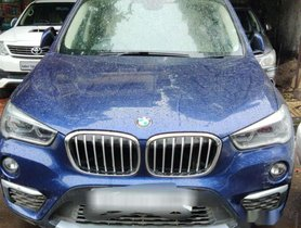 BMW X1 2017 AT for sale in Mumbai