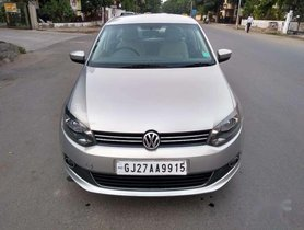 Volkswagen Vento Highline Petrol Automatic, 2014, Petrol AT for sale in Ahmedabad