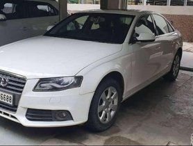 Audi A4 2010 AT for sale in Ahmedabad