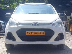 Used Hyundai Xcent S 1.1 CRDi, 2017, Diesel AT for sale in Chennai