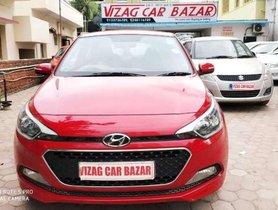 Used Hyundai Elite I20 Sportz 1.4, 2016, Diesel MT for sale in Vijayawada