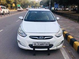 2012 Hyundai Fluidic Verna 1.6 CRDI EX Diesel MT in New Delhi