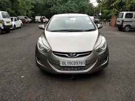 2013 Hyundai Fluidic Verna Sportz DIesel MT in New Delhi