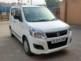 2013 Maruti Suzuki Wagon R LXI Petrol MT in New Delhi