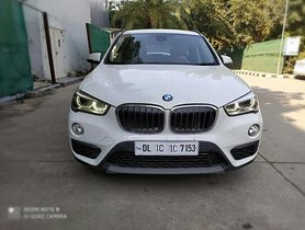 2017 BMW X1 X1 xDrive 20D Diesel AT in New Delhi