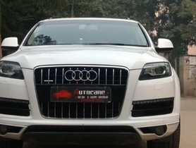 2011 Audi Q7 42 TDI Quatro Diesel MT for sale in New Delhi