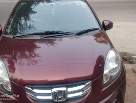 2015 Honda Amaze S Diesel MT in New Delhi