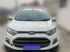 Ford Ecosport EcoSport Titanium 1.5 TDCi, 2014, Diesel MT for sale in Karnal