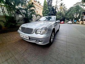 Used 2007 Mercedes Benz C-Class AT for sale in Pune