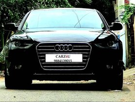 Audi A4 2.0 TDI Multitronic, 2016, Diesel AT for sale in Chennai