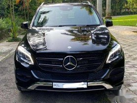 Used 2016 Mercedes Benz GLE AT for sale in Kochi