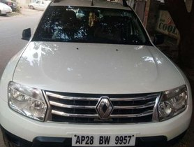 Used 2013 Renault Duster MT for sale in Hyderabad