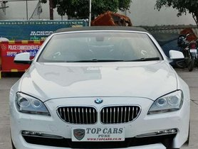 BMW 6 Series 2012 AT for sale in Pune