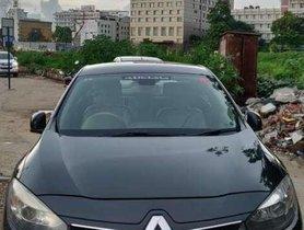 Used Renault Fluence Diesel E4, 2014, Diesel MT for sale in Chennai