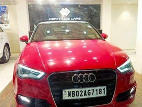 Used Audi A3 Cabriolet 2015 AT for sale in Kolkata