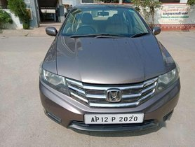 Used 2013 Honda City S AT for sale in Hyderabad