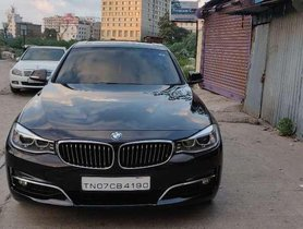 Used BMW 3 Series GT 320d Luxury Line, 2015, Diesel AT for sale in Chennai