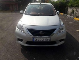 Nissan Sunny XL CVT Automatic, 2013, Petrol AT for sale in Raipur