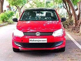 Used Volkswagen Polo Trendline Diesel, 2012, MT for sale in Coimbatore