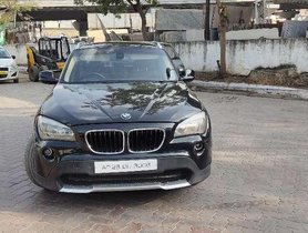 Used BMW X1 sDrive20d 2012 AT for sale in Hyderabad