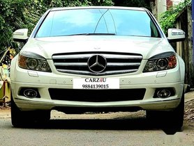 Mercedes-Benz C-Class 220 CDI Elegance Automatic, 2009, Diesel AT for sale in Chennai
