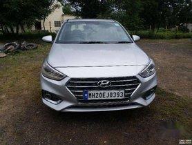 2017 Hyundai Verna MT for sale in Aurangabad