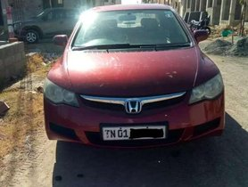 Used 2008 Honda Civic MT for sale in Chennai