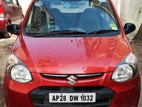 Used Maruti Suzuki Alto 800 VXI 2014 MT for sale in Hyderabad