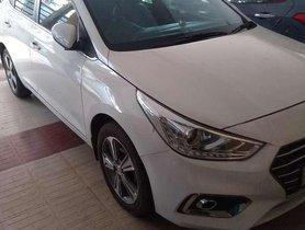 Used Hyundai Verna 2018 1.6 CRDi SX AT for sale in Kolkata