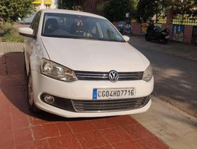 2012 Volkswagen Vento MT for sale in Raipur