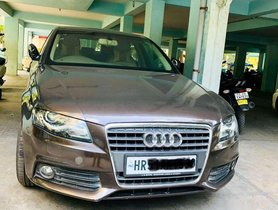 Used 2010 Audi A4 MT for sale in Hyderabad