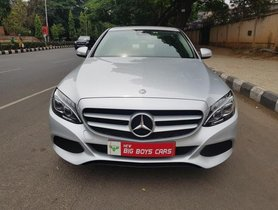 Mercedes-Benz C-Class C 220 CDI Style AT in Bangalore