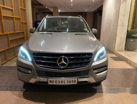 Used Mercedes Benz CLA AT car at low price in Mumbai