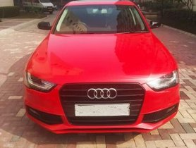 Audi A4 35 TDI Technology Edition AT 2016 in New Delhi