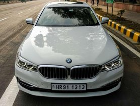 BMW 5 Series 520d Luxury Line, 2017, Diesel AT for sale in Karnal