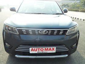 Mahindra XUV300 W8 Option BSIV MT in New Delhi