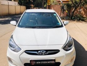 2012 Hyundai Verna Version 1.6 SX MT for sale at low price in Bangalore