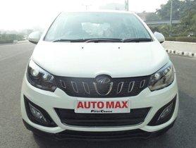 Used Mahindra Marazzo M8 MT  at low price in New Delhi
