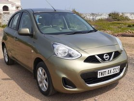 2014 Nissan Micra Version AT for sale in Chennai