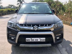 Maruti Suzuki Vitara Brezza ZDi 2017 MT for sale in Goregaon