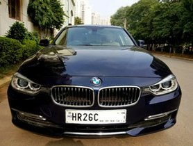 2014 BMW 3 Series 320d Diesel AT in New Delhi