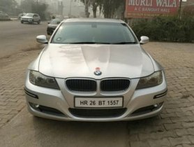 2012 BMW 3 Series 320 Prestige in New Delhi