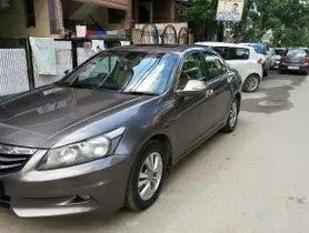 2012 Honda Accord 2,4 AT Petrol in New Delhi