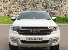 2017 Ford Endeavour TItanium Diesel AT in New Delhi